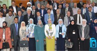 أساتذة من جامعة الكوفة كلية التربية الاساسية يشاركون بالمؤتمر الدولي للأمانة العامة للعتبة العباسية وجامعة الكوفة