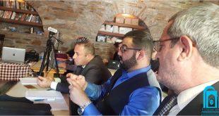 تدريسي يشارك في مؤتمر دولي في تركيا