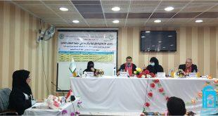 السيد عميد كلية التربية الأساسية يحتفي بمناقشة رسالة الماجستير الأولى في قسم التربية الإسلامية