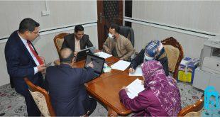اللجنة التحضيرية لمؤتمر اللغة العربية عمل متواصل