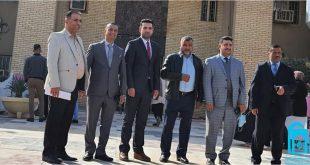 كلية التربية الأساسية في جامعة الكوفة تتبادل الخبرات العلمية مع نظيرتها في جامعة بابل