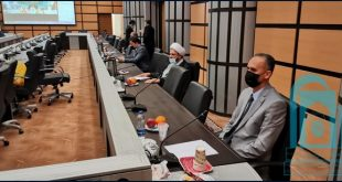 جامعة الكوفة تبحث التعاون العلمي مع جامعة طهران والمراكز البحثية التابعة لها
